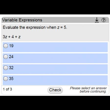 Summit Math 7, Semester 1 (MTH07A)