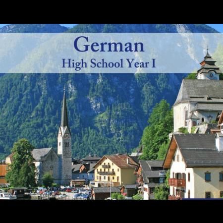 German I, Part 1 (WLG120A)