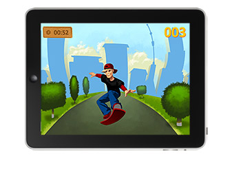 stride awesome games
